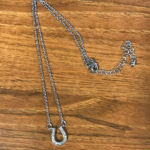 Jewelry - Horseshoe necklace